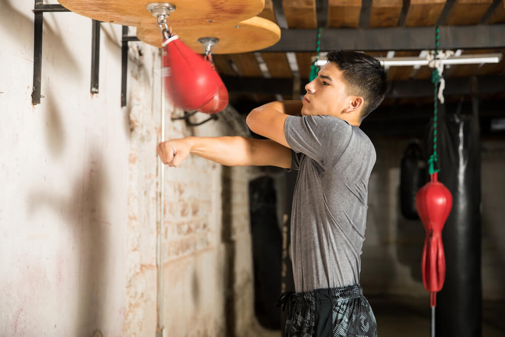 combat sport boxing gym