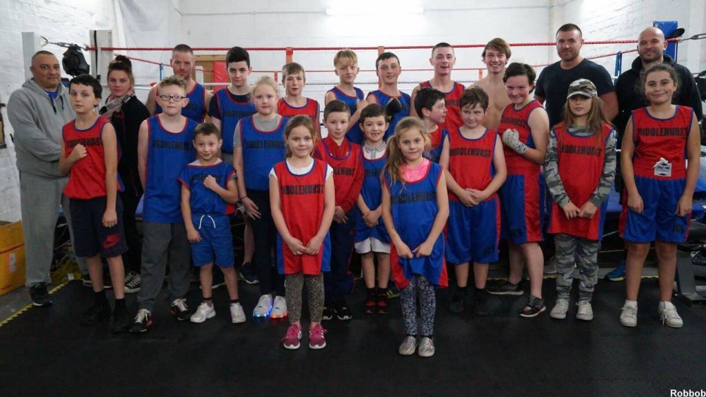 jcs boxing club