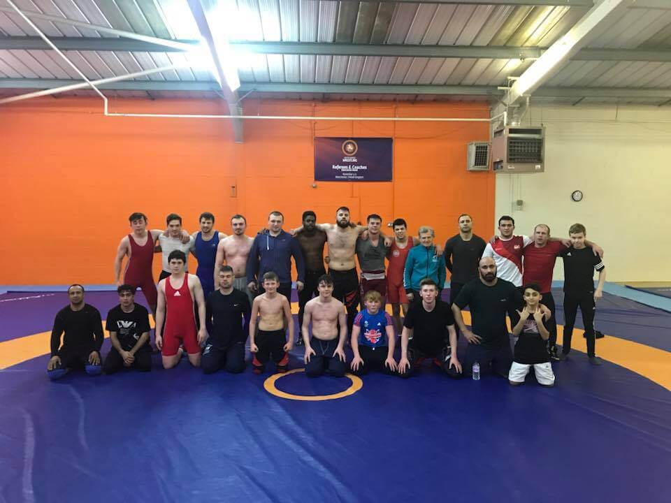 The City of Manchester Wrestling Club