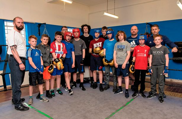 bootle abc boxing