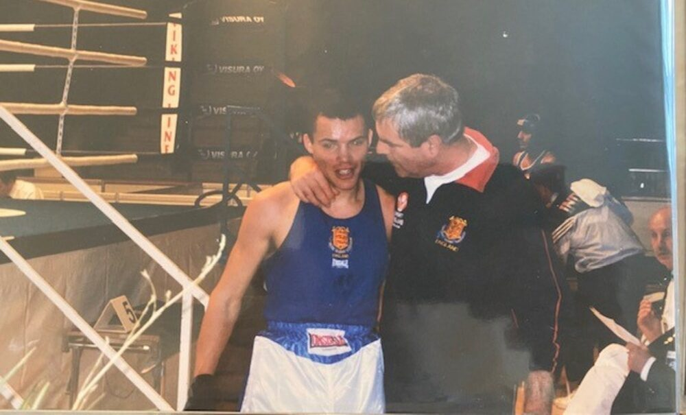 steven matthews amateur fight