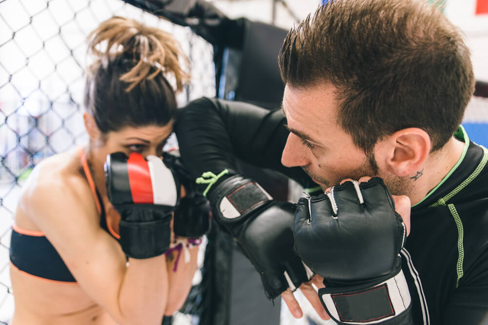 5 top tips for MMA beginners
